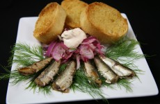 Bone Suckin' Sardines and Onion Relish Recipe