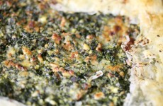 Bone Suckin' Spinach and Feta Galette Recipe