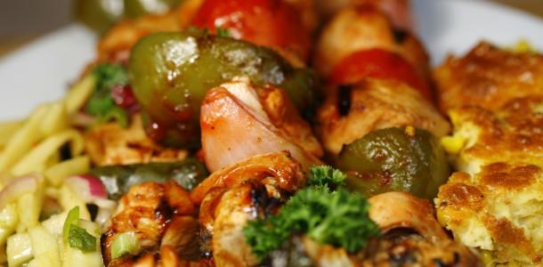 Bone Suckin' Chicken Kabobs Recipe