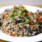 Bone Suckin' Wild Rice Recipe