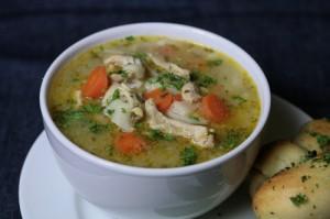 Bone Suckin'® Chicken Noodle Soup Recipe