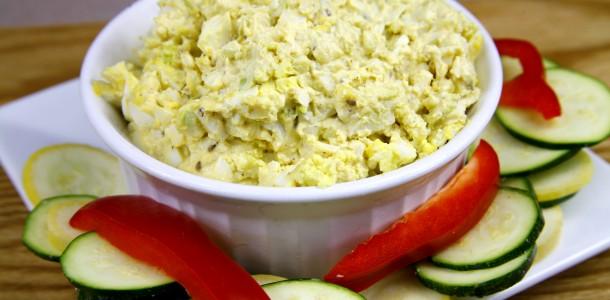 Bone Suckin' Egg Salad Recipe