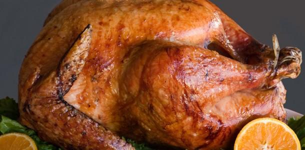 Bone Suckin' Grilled Turkey Recipe