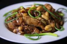 Bone Suckin' Yaki Kung Pao Chicken Recipe