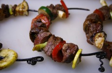 Bone Suckin' Steak Kabobs Recipe