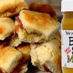 Easy Ham Biscuits Recipe, Bone Suckin' Sweet Spicy Mustard