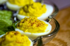 Bone Suckin' Mustard Deviled Eggs Recipe