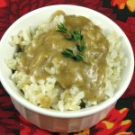 Bone Suckin' Rice and Gravy Recipe