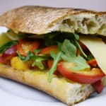 Try our Bone Suckin' Peach and Nectarine Chutney Sandwich Recipe for a delicious summer meal.
