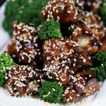 Bone Suckin' Yaki Sesame Chicken Recipe