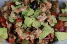 Bone Suckin' Shrimp Salsa Recipe