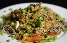 Bone Suckin' Stir Fry with Spicy Yaki Recipe