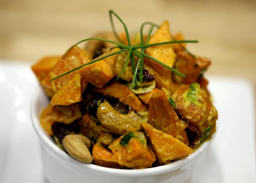 Bone Suckin'® Sweet Potato Salad Recipe