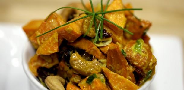 Bone Suckin' Sweet Potato Salad Recipe