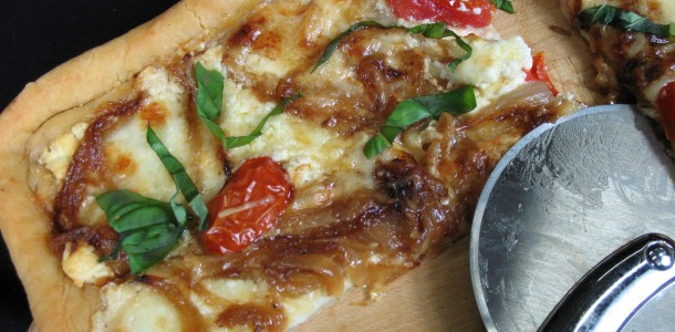 Bone Suckin' Pizza Dough Recipe