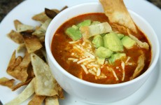Bone Suckin' Tortilla Soup Recipe