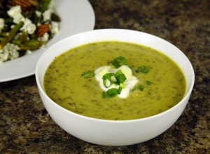 Bone Suckin'® Watercress Soup Recipe