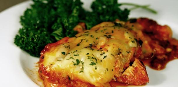 Bone Suckin' Cheesy Italian Chicken Recipe