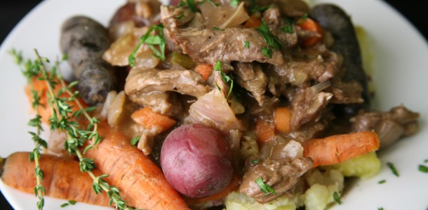 Add Bone Suckin' Beef Stew Recipe to your dinner options, you will be glad you did.