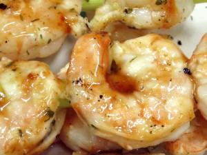 Bone Suckin'® Lemon Dill Grilled Shrimp Recipe