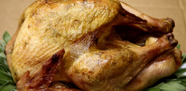 Enjoy our Bone Suckin' Mayonnaise Turkey Recipe.