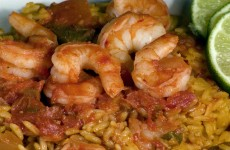 Bone Suckin' Shrimp and Rice Recipe
