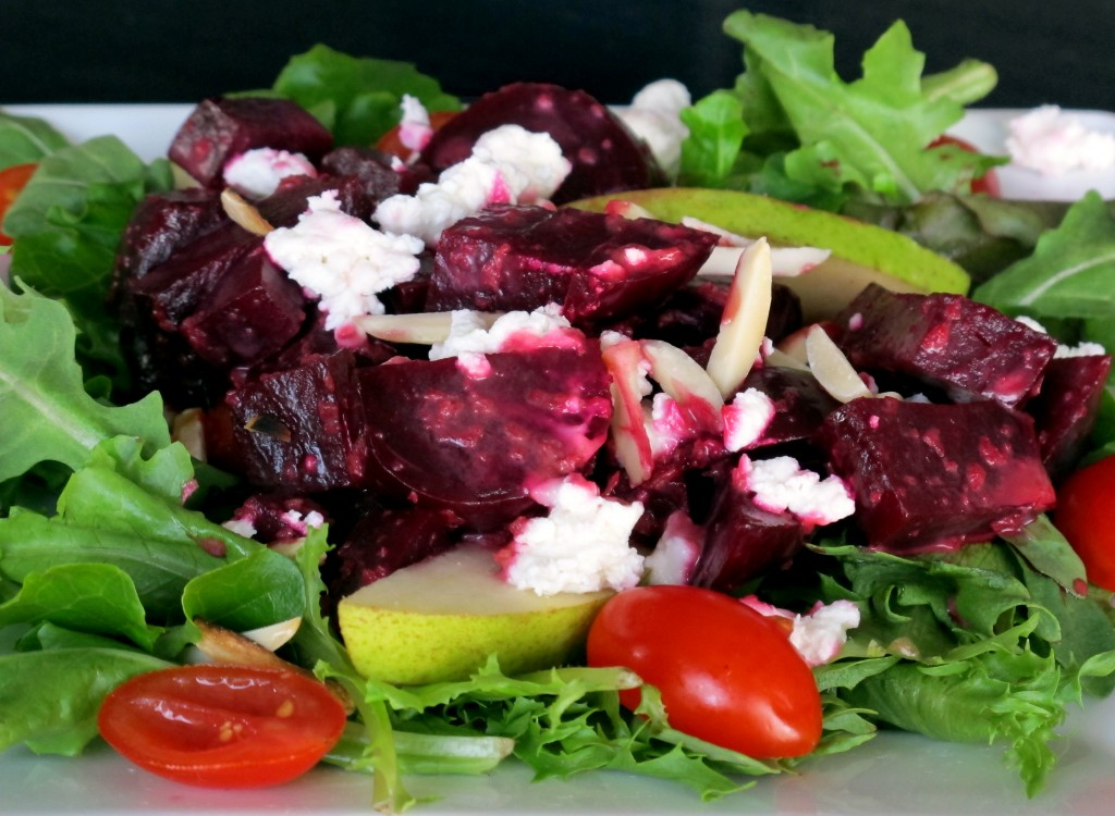 Bone Suckin' Beet Salad Recipe