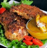 Bone Suckin' Gluten Free Fried Chicken Recipe
