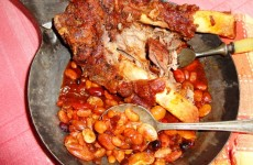 Adding Bone Suckin' Seasoning and Sauce to this Bone Suckin' Beans and Ribs Recipe will help create a wonderful meal for your family at the end of a long day.