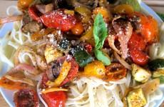 Bone Suckin' Roasted Tomato Pasta Recipe