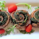 This Bone Suckin' Steak Pinwheels Recipe is pretty and delicious.