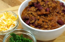 Bone Suckin' Easy Chili Recipe