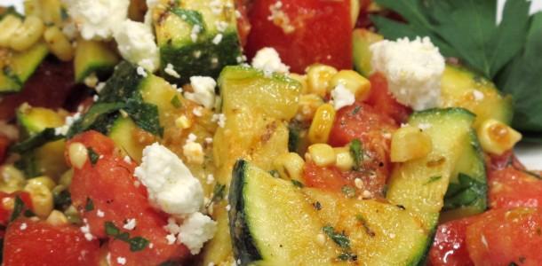 Add our Bone Suckin' Steak Seasoning and Rub to this Bone Suckin' Grilled Veggie Salad Recipe and enjoy!