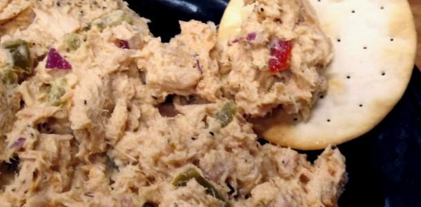 Bone Suckin' Tuna Salad Recipe