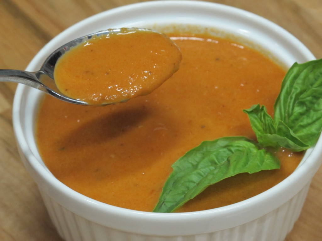 Bone Suckin' Tomato Soup Recipe