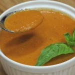 Bone Suckin' Tomato Soup Recipe pairs well with sandwiches or even as a meal by itself.