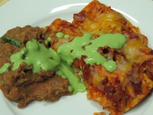 Bone Suckin'® Chicken Enchiladas Recipe