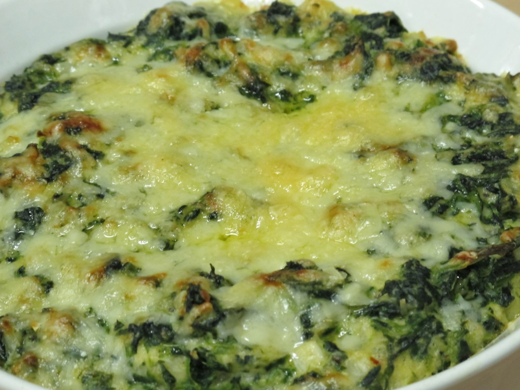 Bone Suckin'® Creamed Spinach Recipe