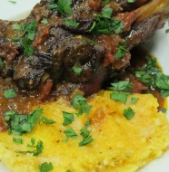 This Bone Suckin'® Lamb Shanks Recipe is enhanced with Bone Suckin' Steak Seasoning.
