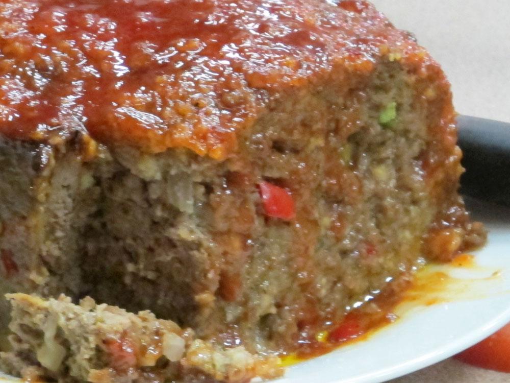 Bone Suckin'® Meatloaf Recipe