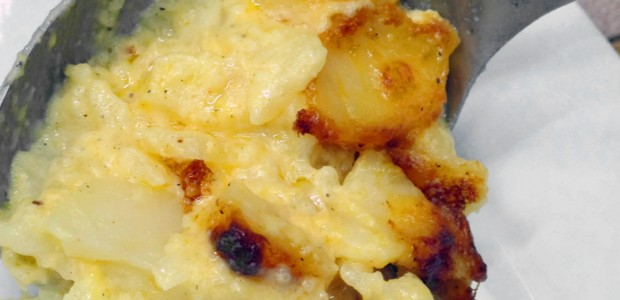 Bone Suckin' Potato Casserole Recipe