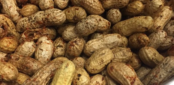 Cajun Boiled Peanuts, Bone Suckin'® Sauce