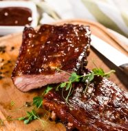 Ribs Recipe, Bone Suckin' Sauce