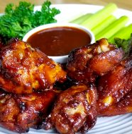 Bone Suckin' Wings Recipe
