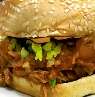 Jackfruit Slider