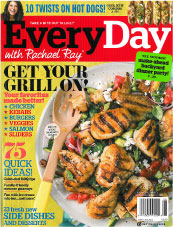 Magazine Cover, Every Day with Rachael Ray