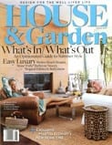 Magazine Cover, House & Garden Magazine
