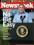 Magazine Cover, Newsweek Magazine