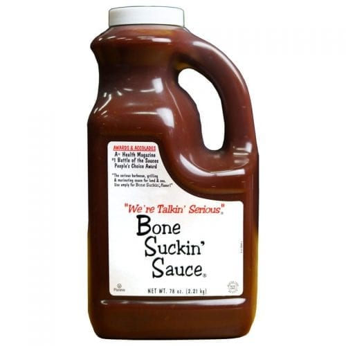 Bone Suckin' Half Gallon Jug