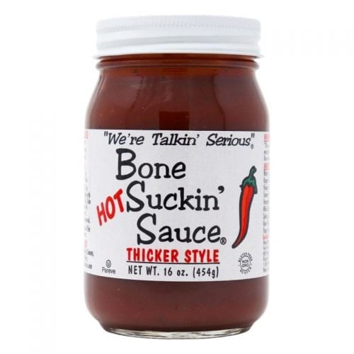 Thicker, Hot Bone Suckin' Sauce